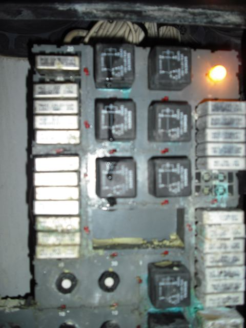 Is This Normal (Electrical Panel & Fuel Line)?s - Diesel Truck Forum ...